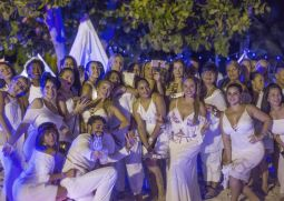 White party! Baltic Brows conference 2017, Punta Cana